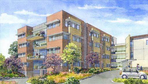 Nursing home elevation